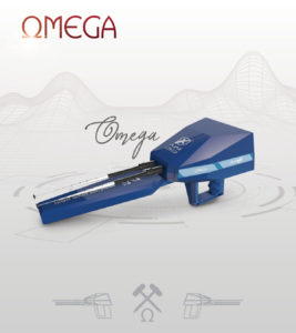 Ajax Omega Groundwater Detector and well water Detectors has 3 detection systems Long-range detection system Geophysical verification system